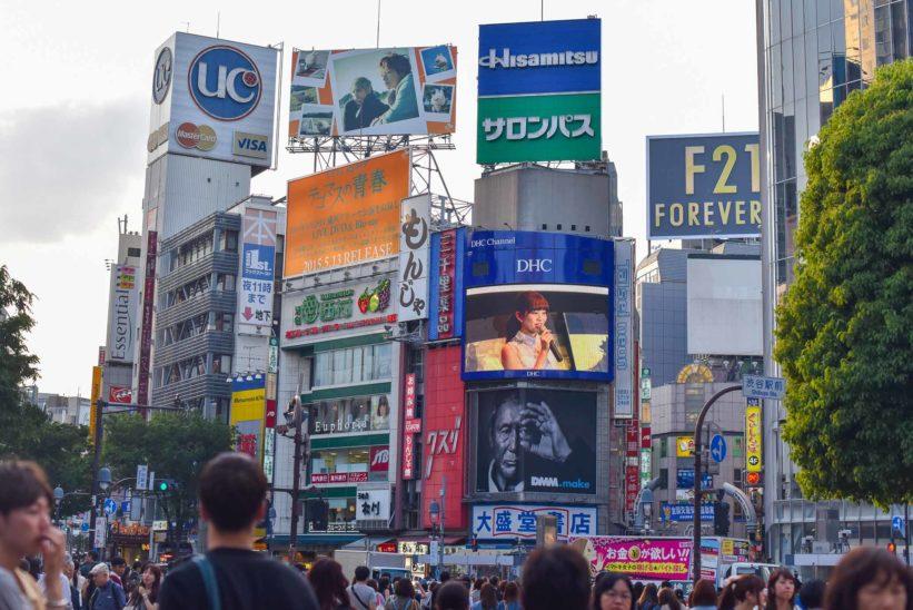une semaine a tokyo