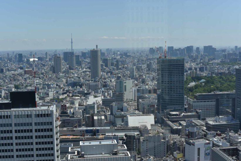 conseil pour une semaine a tokyo