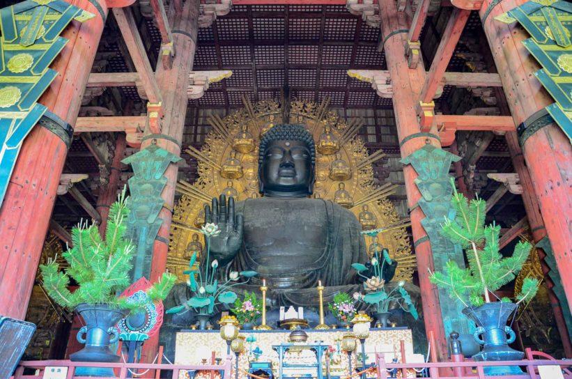 visiter nara au japon