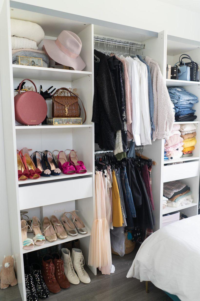 idée rangement dressing