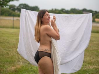 La culotte menstruelle Moodz