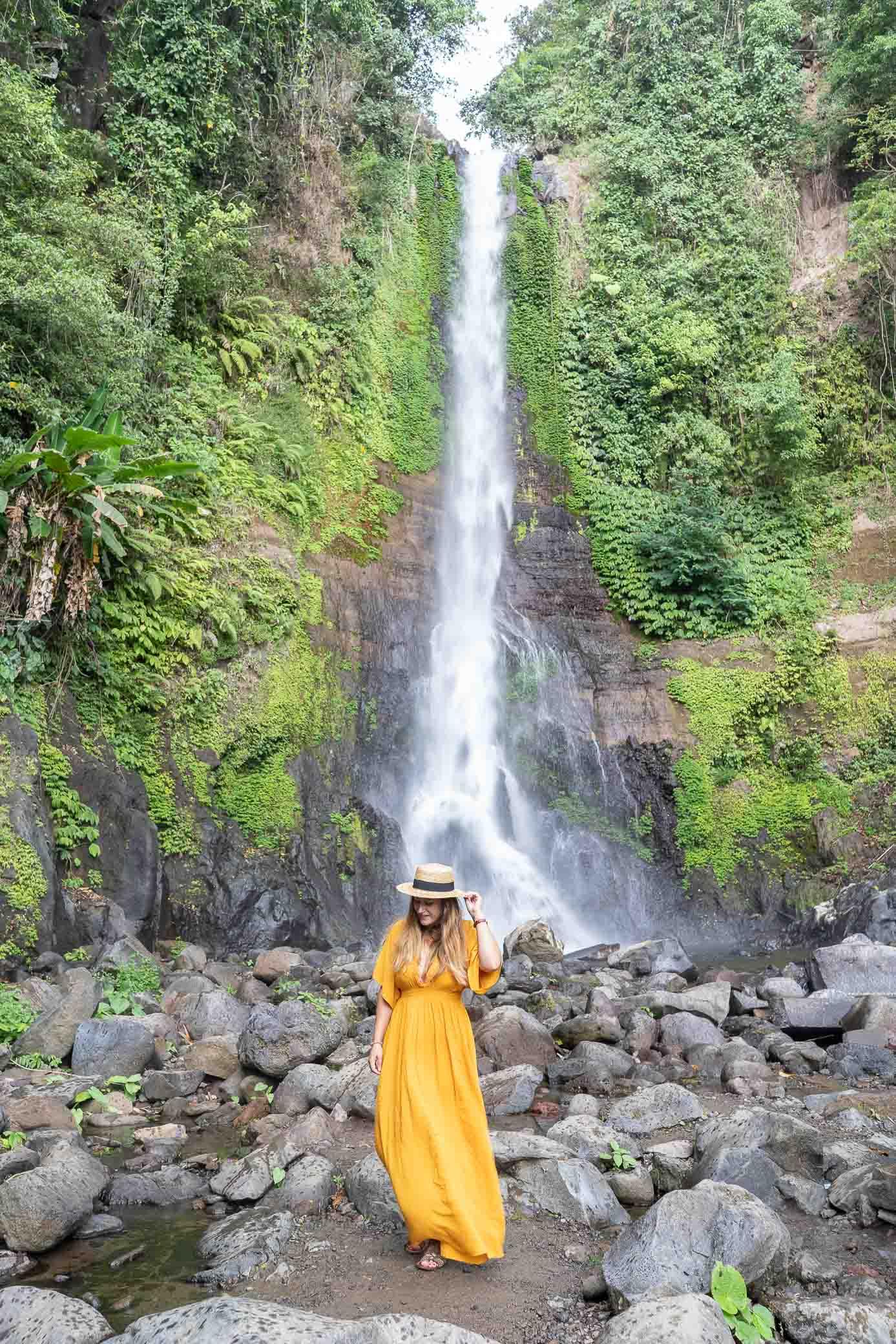 quoi voir à Bali