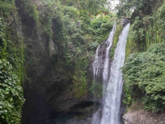 Itinéraire d'un voyage à Bali
